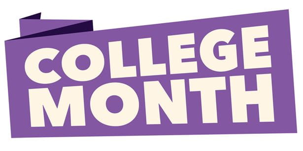 College Month 2016 logo
