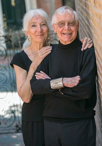Belden and Pamela Daniels